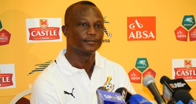 Coach Kwasi Appiah 1