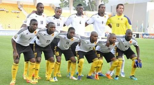angola football team