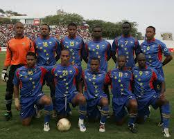 capeverde team