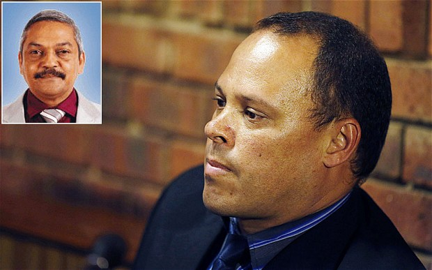 Lt.-Gen-Vinesh-Moonoo-is-to-take-over-the-Oscar-Pistorius-inquiry-amid-attempted-murder-accusations-against-current-lead-Detective-Hilton-Botha