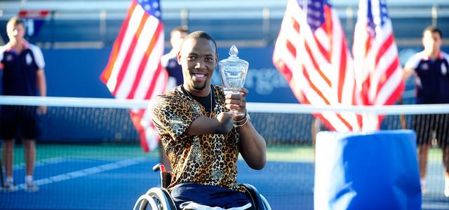 men's quad wheelchair final