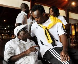 Soccer - Africa XI v World Xi - Michael Essien Charity Game - Accra - Ghana
