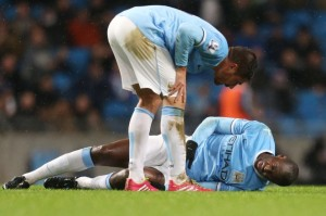 Yaya-injury