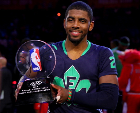 Who won mvp in the celebrity game