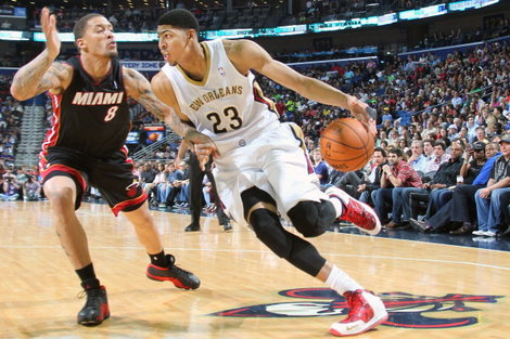 03222014+anthony+davis+pelicans+heat