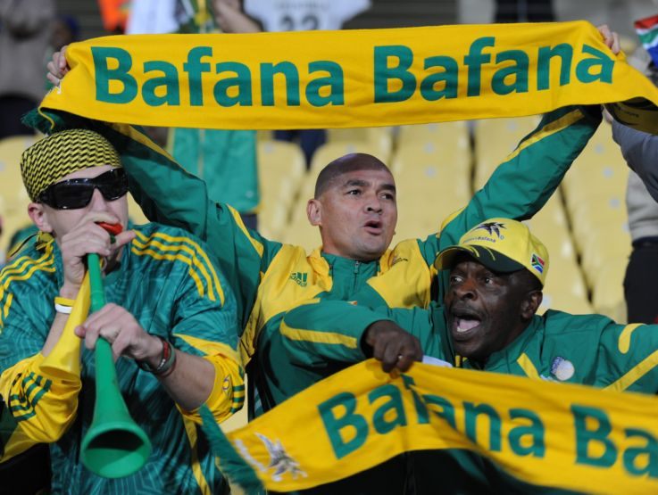 Confederations Cup match: SA v New Zealand