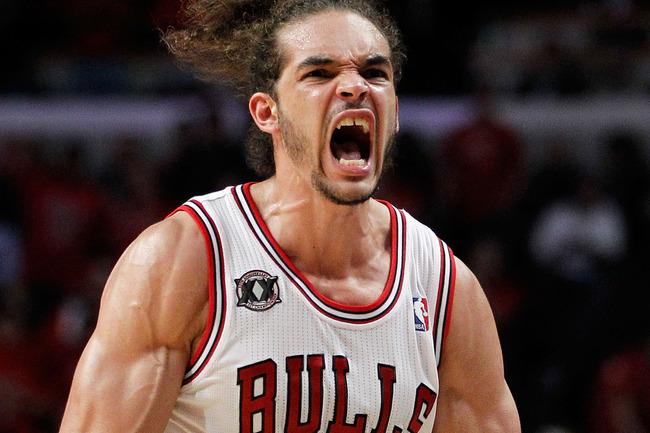 » NBA: Joakim Noah and Bulls stunned Miami – video