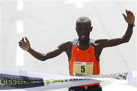 460x Belgrade Marathon: Kenya takes all!