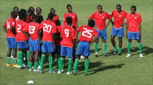 GAMBIA TEAM