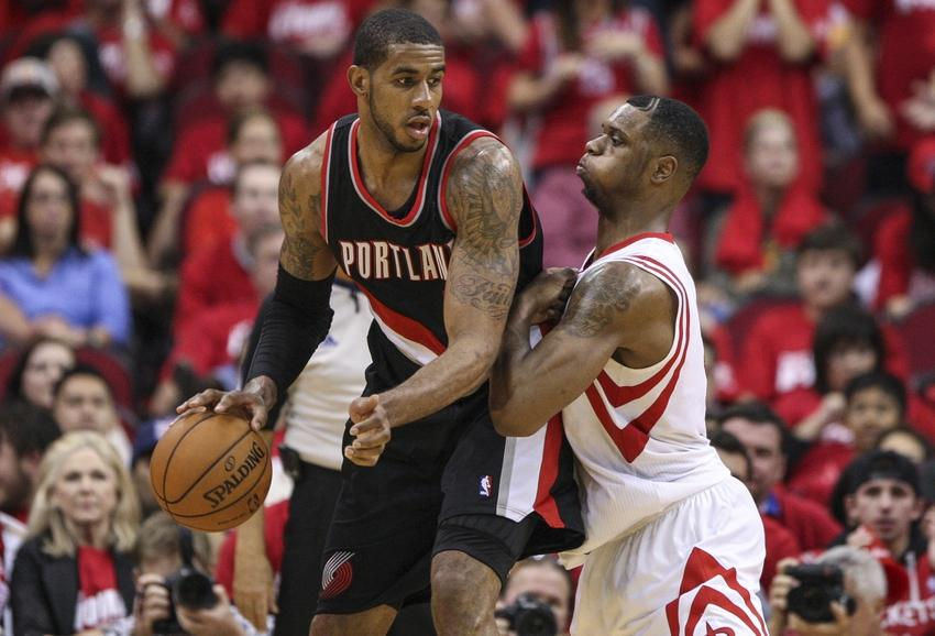 terrence-jones-lamarcus-aldridge-nba-playoffs-portland-trail-blazers-houston-rockets