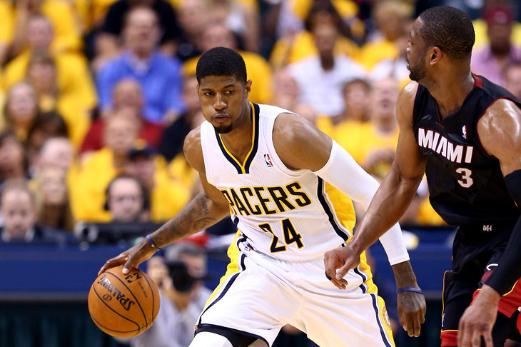 Miami Heat v Indiana Pacers - Game 5