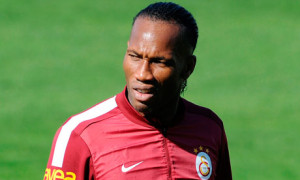 Didier Drogba, Galatasaray striker
