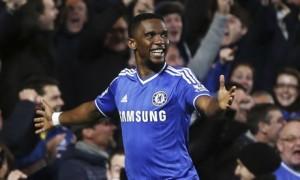 Chelsea's Samuel Eto'o