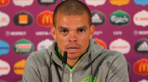Post-Match Press Conferences - Denmark v Portugal, Group B: UEFA EURO 2012