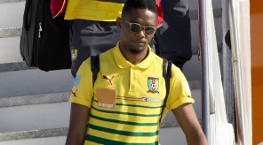 Brazil WCup Cameroon Soccer