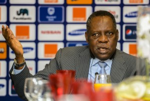 Football - 2013 Africa Cup of Nations Finals - Issa Hayatou Press Conference - Sandton Sun Hotel