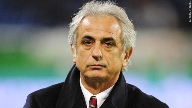 sélectionneur-Algérie-2014-Vahid-Halihodzic