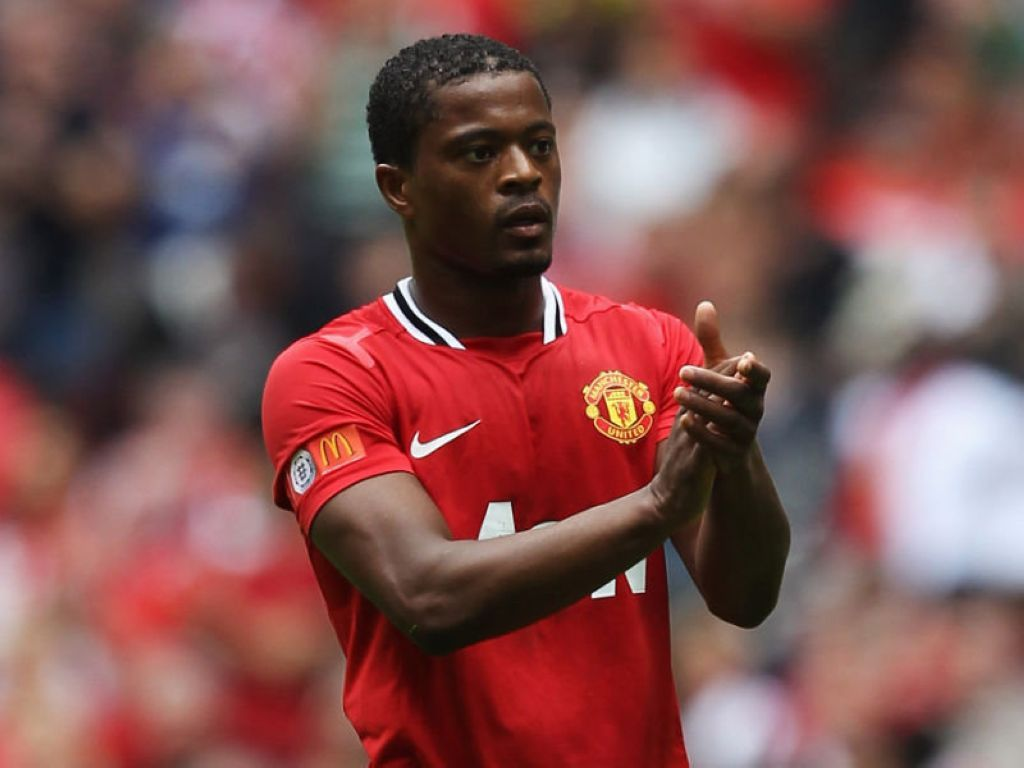 JUVENTUS PATRICE EVRA WILL BE FORMALIZED MONDAY