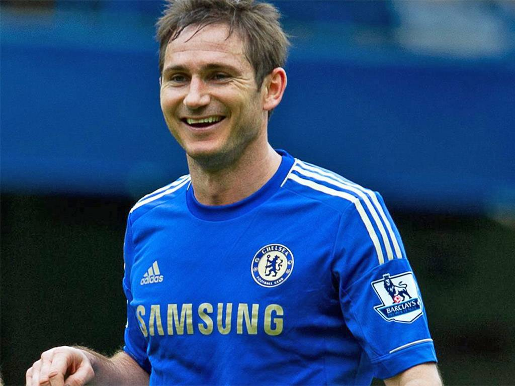 Franck lampard is from now on a player of manchester city recruited