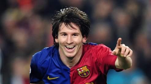Lionel Messi, Samuel Eto?o