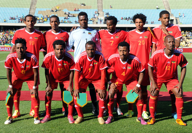 Ethiopia Team Picture©Pic Sydney Mahlangu/BackpagePix