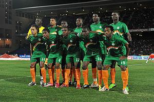niger football team