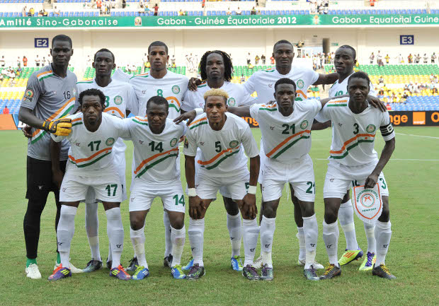 Niger Team Picture   ©Gavin Barker/BackpagePix
