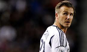 David Beckham's