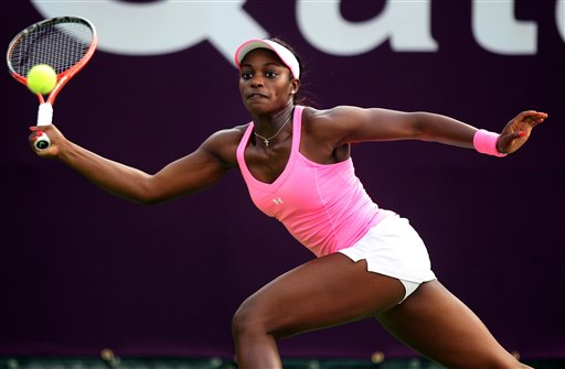 Mideast Qatar Ladies Open Tennis