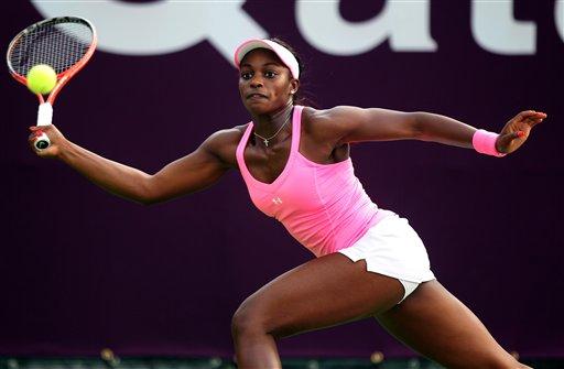 Mideast Qatar Ladies Open Tennis