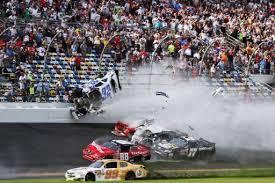 injured at NASCAR race2