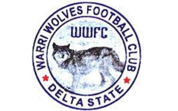 warri wolve nigeria logo