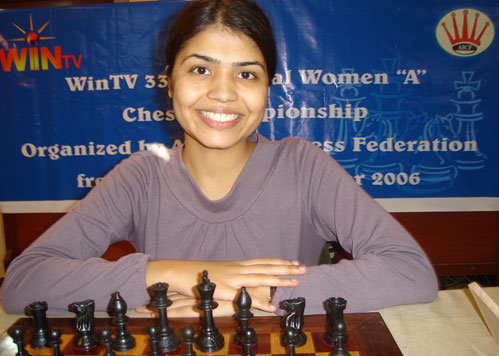 Chessdom - WGM Soumya Swaminathan wins India Chess Championship - Mozilla Firefox 152011 82524 AM