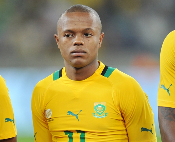 Football - International Friendly - South Africa v Senegal - Moses Mabhida Stadium - Durban