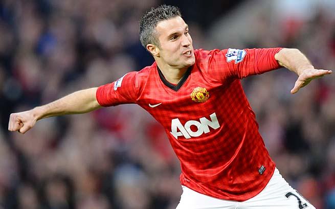 SOCCER: APR 22 Premier League - Aston Villa at Manchester United