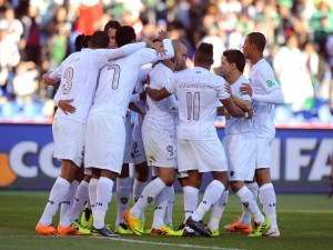 Guangzhou Evergrande FC v Atletico Mineiro - FIFA Club World Cup 3rd Place Match