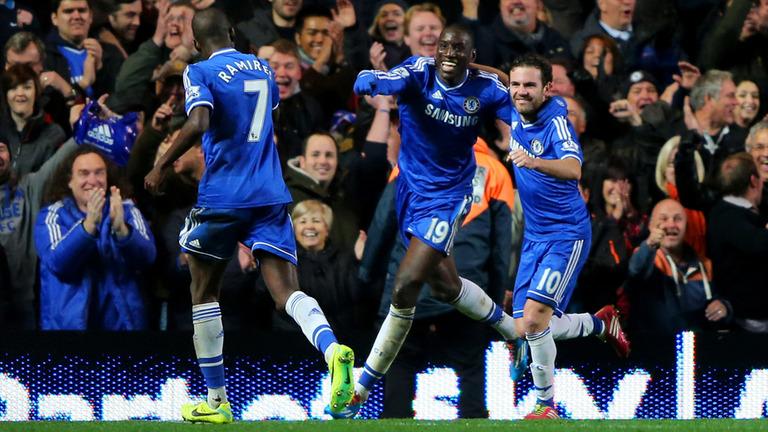 Chelsea-v-Southampton-Demba-Ba-celeb_3044948