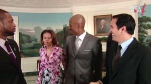 Michelle-Obama-dunks-on-Heat-jpg