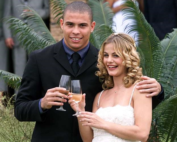ronaldo-Milene-domingues-wedding
