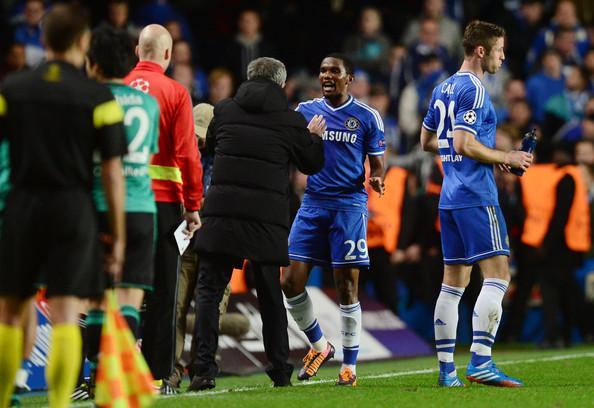 Jose+Mourinho+Samuel+Eto+o+Chelsea+v+FC+Schalke+grCqk4-zhJ8l
