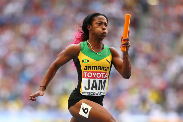 Shelly+Ann+Fraser+Pryce+14th+IAAF+World+Athletics+eI7Q9MIDzJCl
