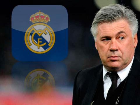 Carlo Ancelotti in Real Madrid