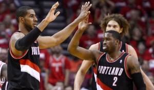 Portland Trail Blazers at Houston Rockets