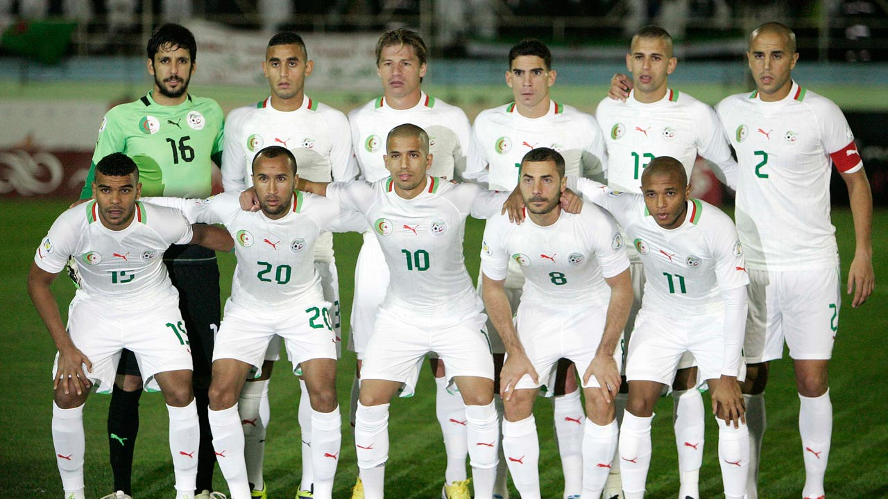 Algerian national football team