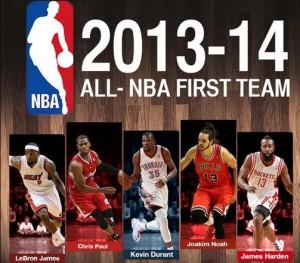 2013-2014-All-NBA-First-Team