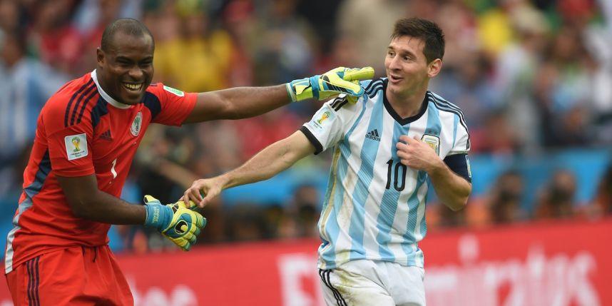 Enyeama-Messi