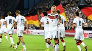Germany vs Armenia