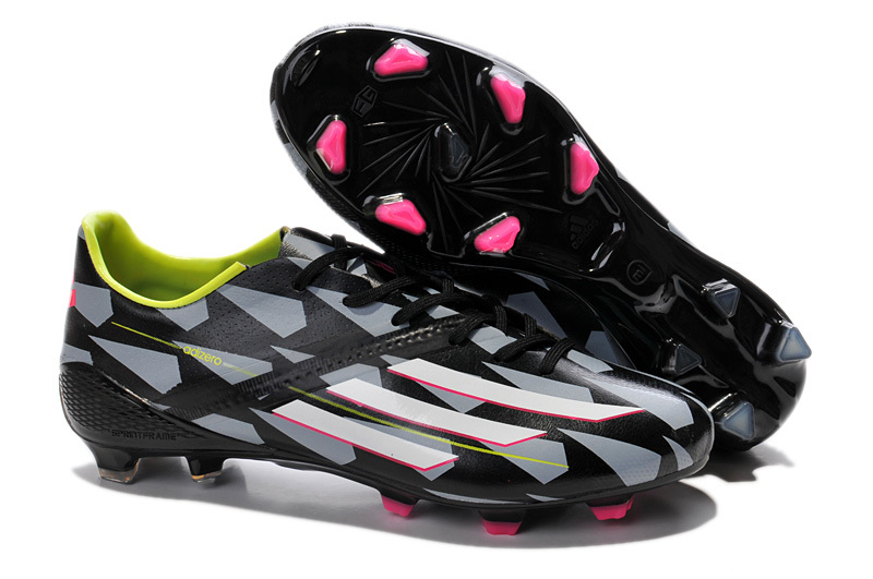Latest-2014-World-Cup-Adidas-F50-adiZero-TRX-FG-football-boots-Black-diamond---0-4381-69752