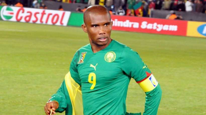 » CAMEROON: THE PASSPORT OF SAMUEL ETO'O WITHDRAWN BY ...