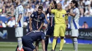 Ibrahimovic-blessé